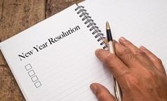 Membuat RESOLUSI diawal Tahun…..YES !!!!!!